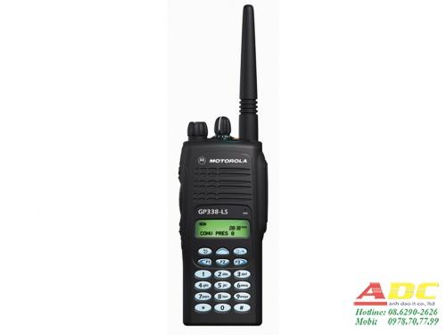 Máy bộ đàm Motorola GP338 VHF - Pin Lithium Ion 1500mA